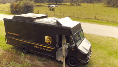 Photo of UPS Flight Forward pide permiso para usar drones