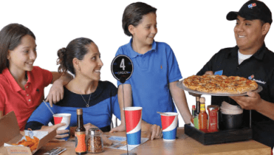 Photo of Domino's Pizza tiene un ticket promedio de 164 pesos