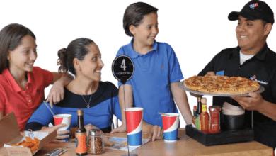Photo of Domino's Pizza tiene un ticket promedio de 164 pesos