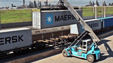 Photo of El comercio mundial de contenedores crecerá entre 1 y 3%: Maersk