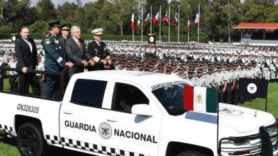 A Japón le interesan oportunidades de negocio relacionadas con la Guardía Nacional.