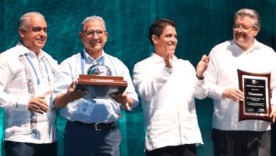 "Photo of Camimex entrega premio ""Casco de Plata"""