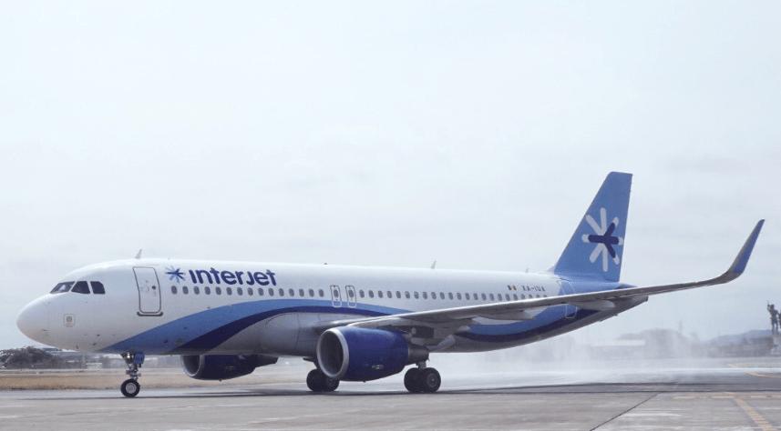 Interjet anunció el inicio de operaciones de tres nuevas rutas entre México y Ecuador.