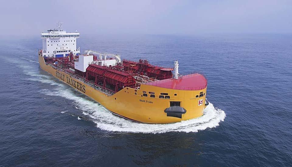 Después de un fuerte crecimiento en 2017, el comercio de barcos petroleros disminuyó en 2018.