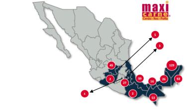 Photo of KUO extiende su red de Maxicarne al centro y sur de México