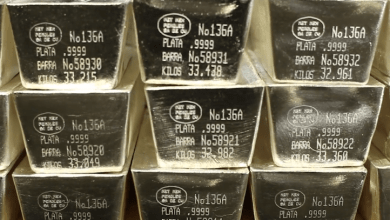 Fresnillo plc reported Wednesday that its quarterly attributable silver production of 13.0 million ounces (moz) (including Silverstream) was down 6.0% in the fourth quarter year-on-year.