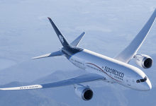 Photo of Aeroméxico reduce vuelos a Europa por COVID-19