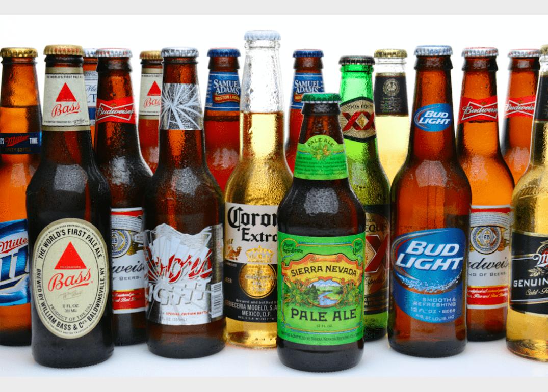 Anheuser-Busch InBev (AB InBev), Heineken y Carlsberg se ubicaron como las mayores cerveceras del mundo en 2018, por su volumen producido.