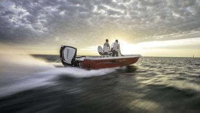 BRP reported Tuesday that it stopped manufacturing outboard motors and reached an agreement with market leader Mercury Marine to support the ship packages.