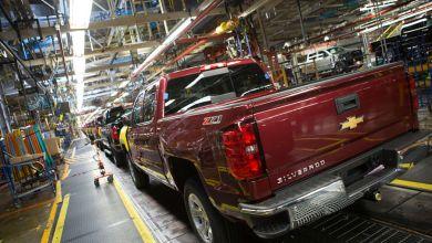 General Motors, la empresa automotriz que más ventas externas realiza en México, sólo exportó 809 unidades en mayo, una caída interanual de 98.9%, informó el Inegi.