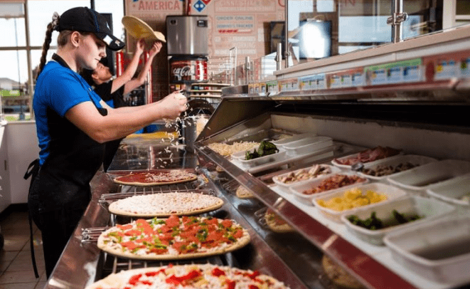 Dominos's Pizza invested $ 74.2 million in the acquisition of Dash Brands and technology expenses primarily in the first half of its 2020 fiscal year.