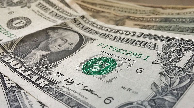 The peso begins the session with a depreciation of 0.21% or 4.7 cents, trading around 22.12 pesos per dollar, before a strengthening of the US dollar after the early PMI indicators for the month of August were published in Europe.
