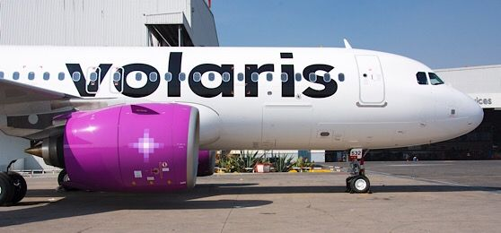 Volaris transported a total of 1.2 million passengers in August, which implies an annual decrease of 35.1%, but an improvement compared to June, when its fall was 21.6 percent.