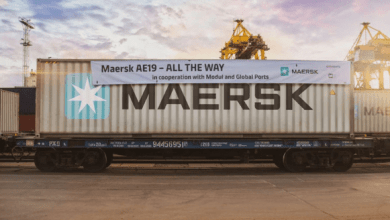 Photo of Maersk increases up to 2 departures per week on its AE19 service