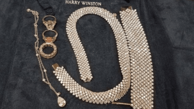 Customs and Border Protection's Office of Field Operations (CBP) seized more than $ 20 million in designer jewelry in the Detroit Windsor Tunnel on Monday.
