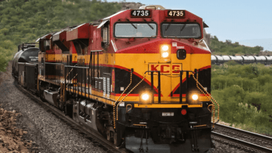 Kansas City Southern (KCS) reported an 8.1% year-on-year decline in its 2020 revenue on Friday, to $ 2.632 billion.