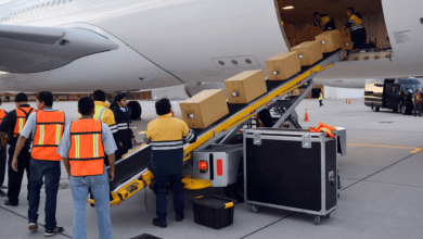 International cargo at airports in Mexico fell 12.2% in 2020, to 605,763.8 tons, according to data from the Ministry of Communications and Transportation (SCT).