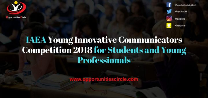 Young Innovative Communicators Competition