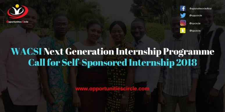 Next Generation Internship 1 300x150 - WACSI Next Generation Internship Programme Call for Self-Sponsored Internship 2018