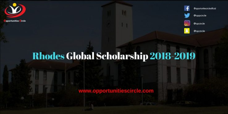 Rhodes Global Scholarship 300x150 - Rhodes Global Scholarship 2018-2019
