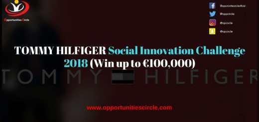 tommy hilfiger social innovation challenge