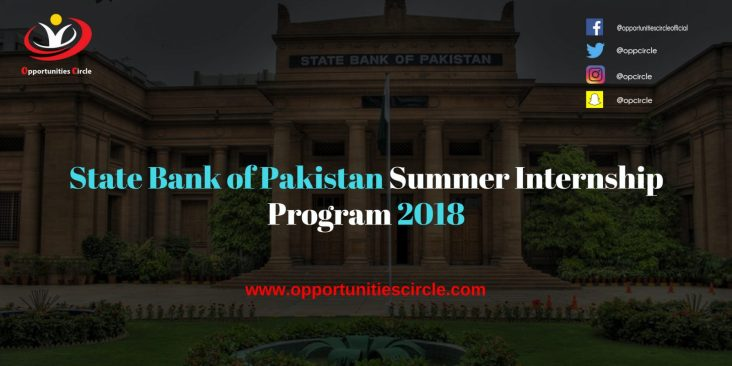 State Bank of Pakistan Summer Internship Program 2018 300x150 - State Bank of Pakistan Summer Internship Program 2018