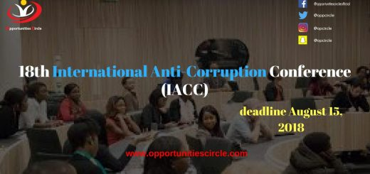 18th International AntiCorruption Conference