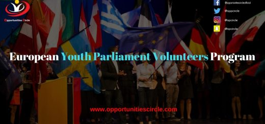 Parliament Volunteers Program
