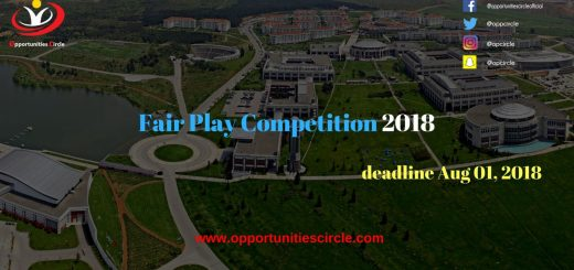 Fair Play Competition