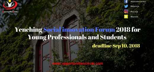 Social innovation Forum