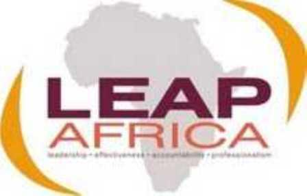 LEAP Afrique SNEPco Youth Empowerment Training 2013