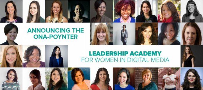 "Résultat de recherche d'images pour ""Funded Poynter Leadership Academy for Women in Digital Media In USA 2018"""
