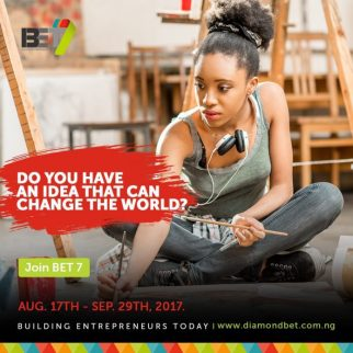 Building Entrepreneurs At Diamond Bank