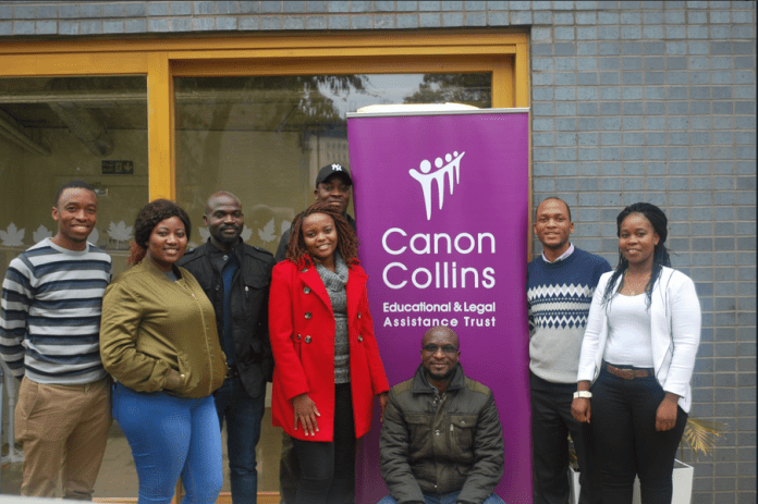 Canon Collins Scholarships for Masters Study in the UK