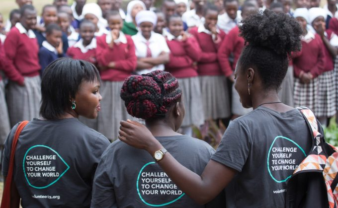 The VSO ICS Volunteering Program 2020