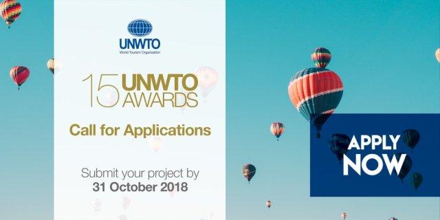 15th World Tourism Organization (UNWTO) Awards