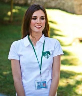 Diana Ishaqat from Jordan is OD Young Person of the Month for