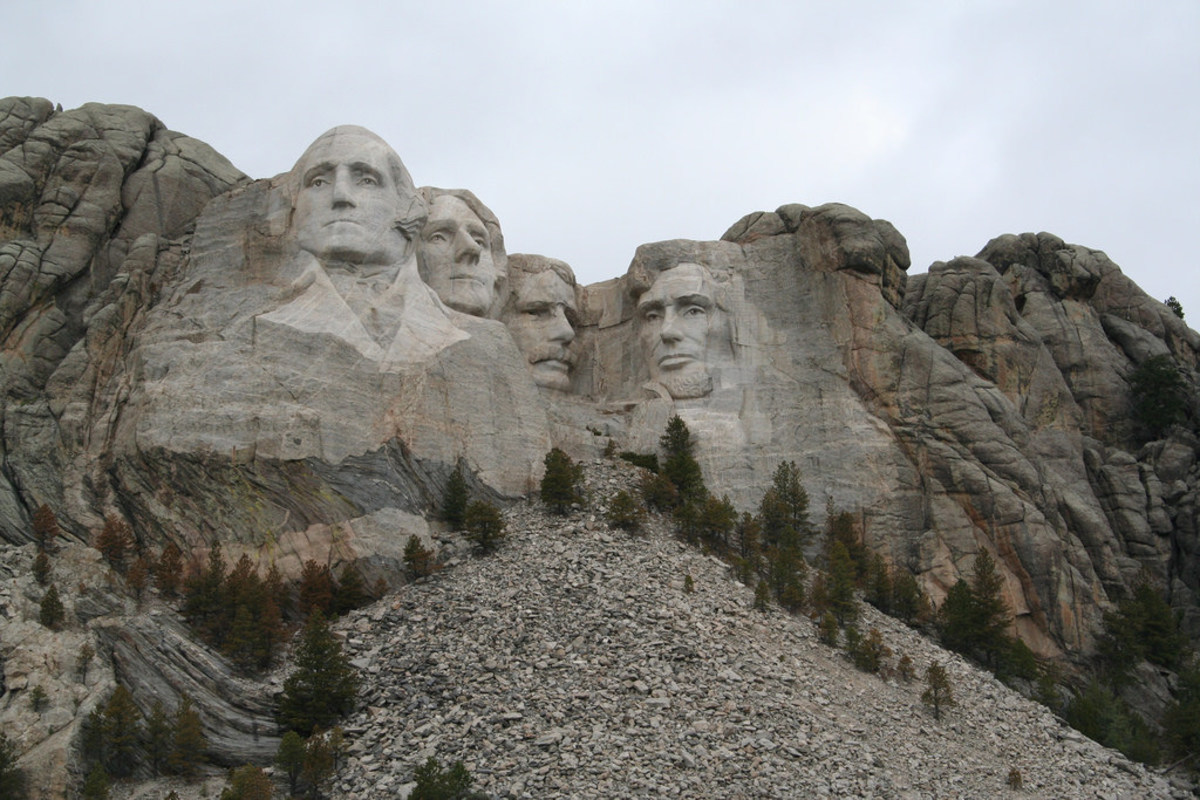 Mount Rushmore Has A Hidden Room Behind Lincoln S Face