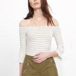 Dynamite - Off the Shoulder top