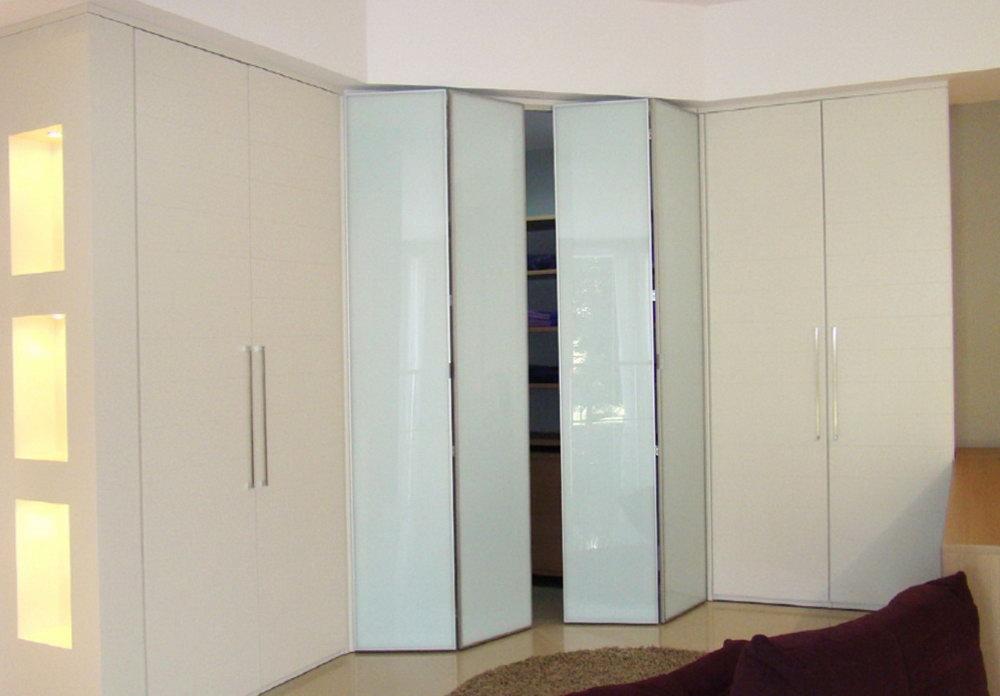 White Bifold Closet Doors Lowes Home Design Ideas
