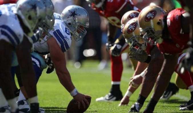 Image result for Dallas Cowboys vs. San Francisco 49ers