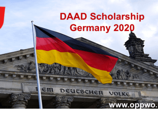 Study in Germany with Fully funded DAAD Scholarship (Master Degree)