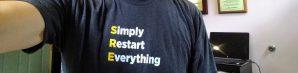 SRE - Simply Restart Everything