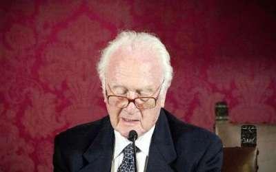 """Vittorio Franchetti Pardo presenta il volume """"La cattedrale di Orvieto: origine e divenire. Scritti editi e inediti"""""""