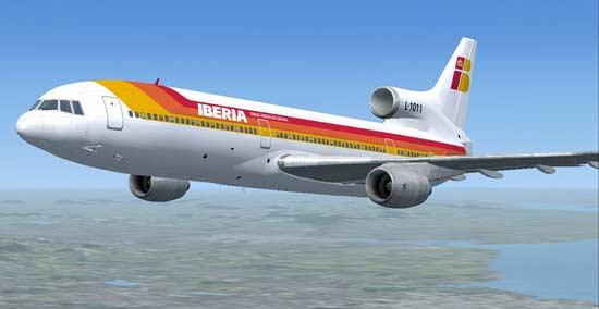 Voli Iberia