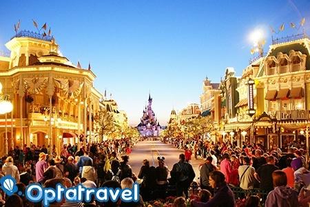 Concorso Kiabi: Vinci un soggiorno a Disneyland Paris ...