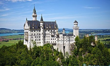 castello germania