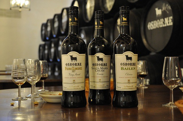 sherry vino