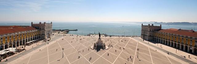 Baixa Lisbona
