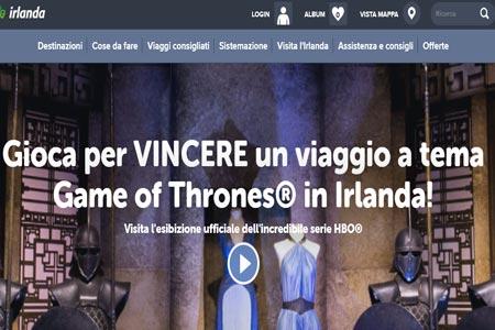 concorso game of thrones